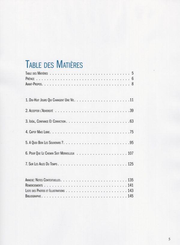 La Liberté et la Tendresse en Héritage - page 05