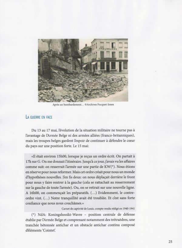 La Liberté et la Tendresse en Héritage - page 25