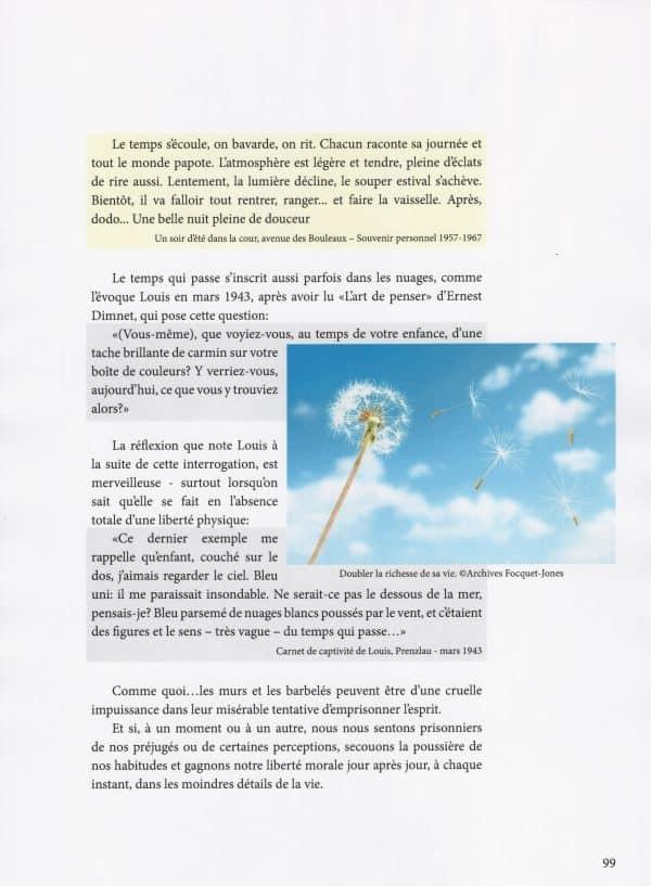 La Liberté et la Tendresse en Héritage - page 99