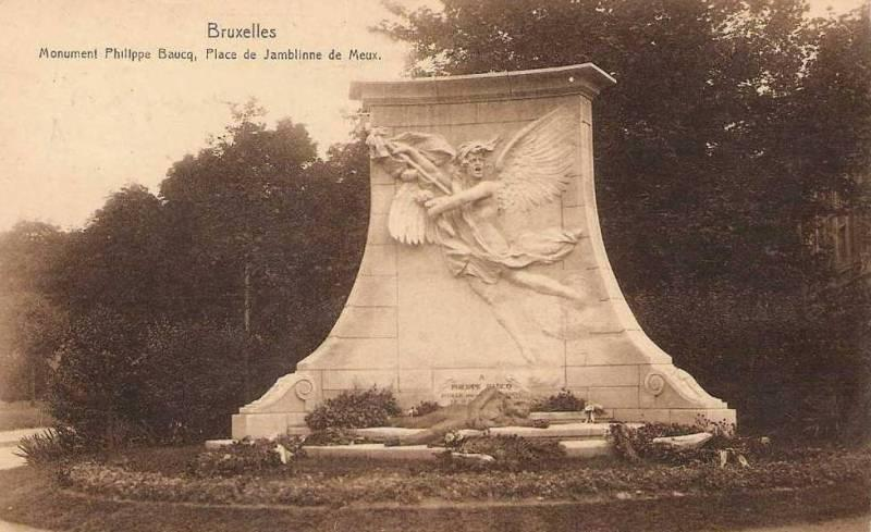Monument Philippe Baucq