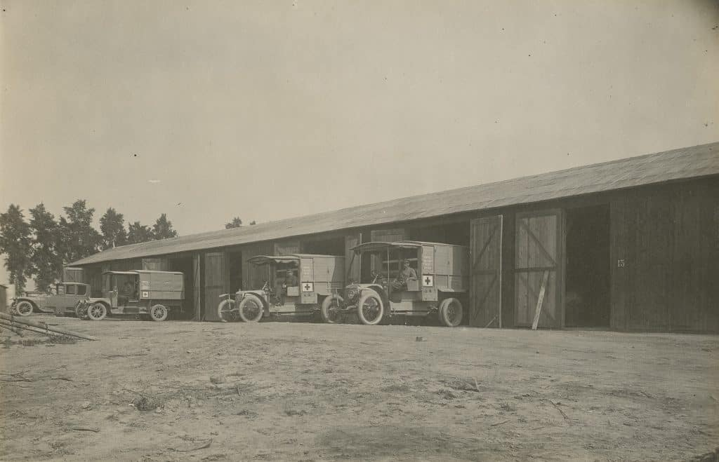 Beveren-sur-Yser - Garage