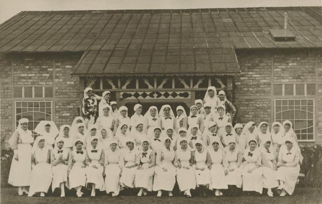 Beveren-sur-Yser - Les infirmières
