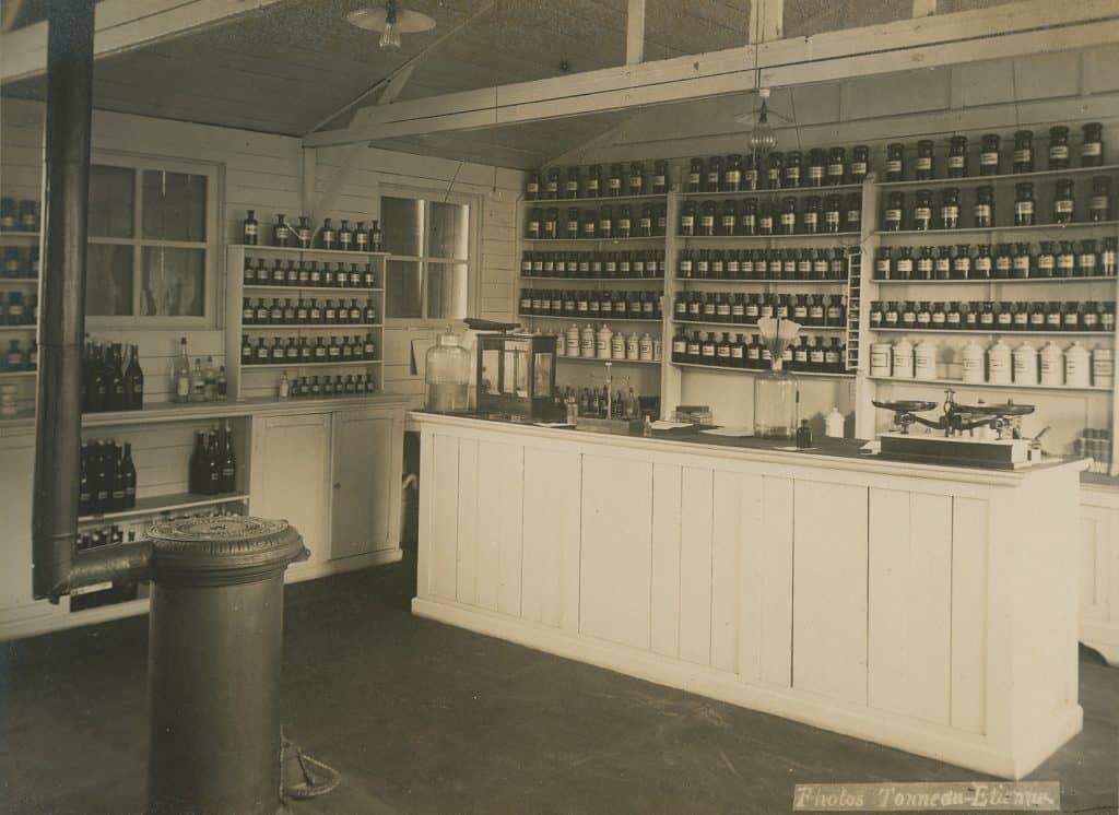 Beveren-sur-Yser - Pharmacie