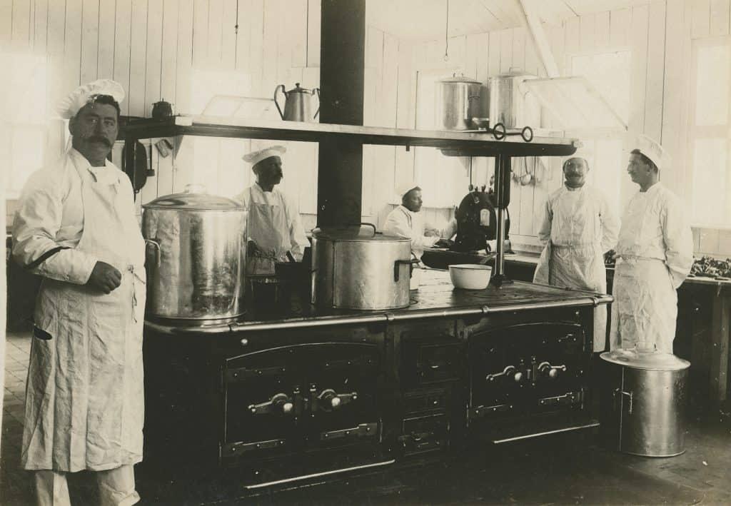Cabour - Cuisine