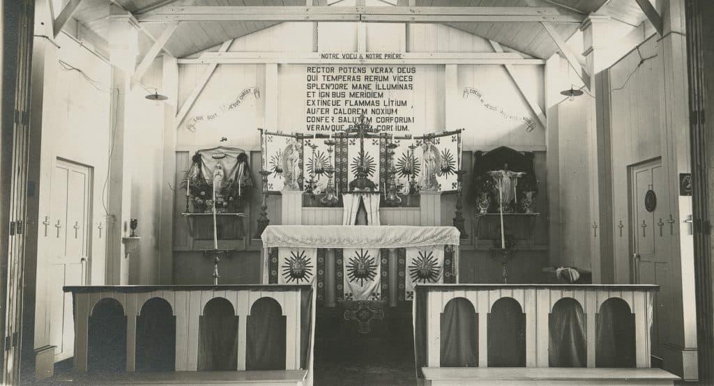 Cabour - La Chapelle