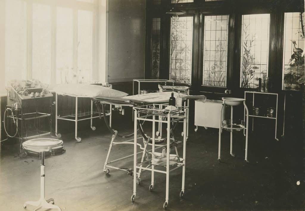 Cabour - Salle d'opération