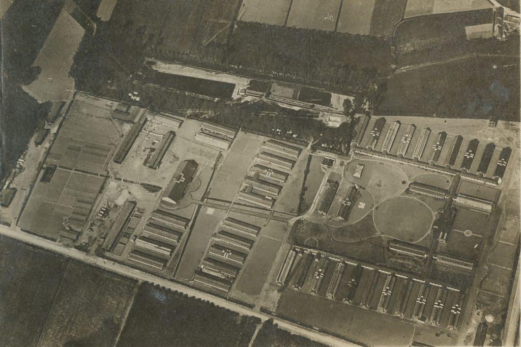 Hôpital militaire chirurgical de Beveren-sur-Yser